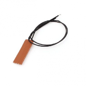 5V 4W Flexible Silicone Rubber Heater Heating Plate Pad 30mm x 10mm ZH