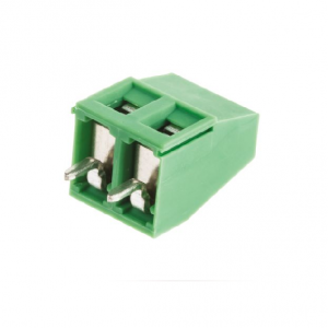 2.54mm Pitch PCB Screw Terminal Block 2P