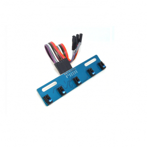 5 channel Infrared Reflective Sensor TCRT500