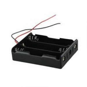 3x Series 18650 li-ion battery holder