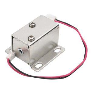 magnetic lock catch door gate