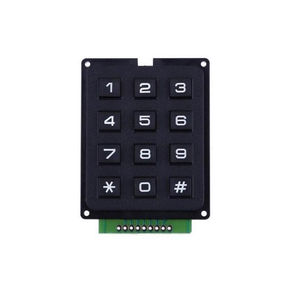 keyboard3x4